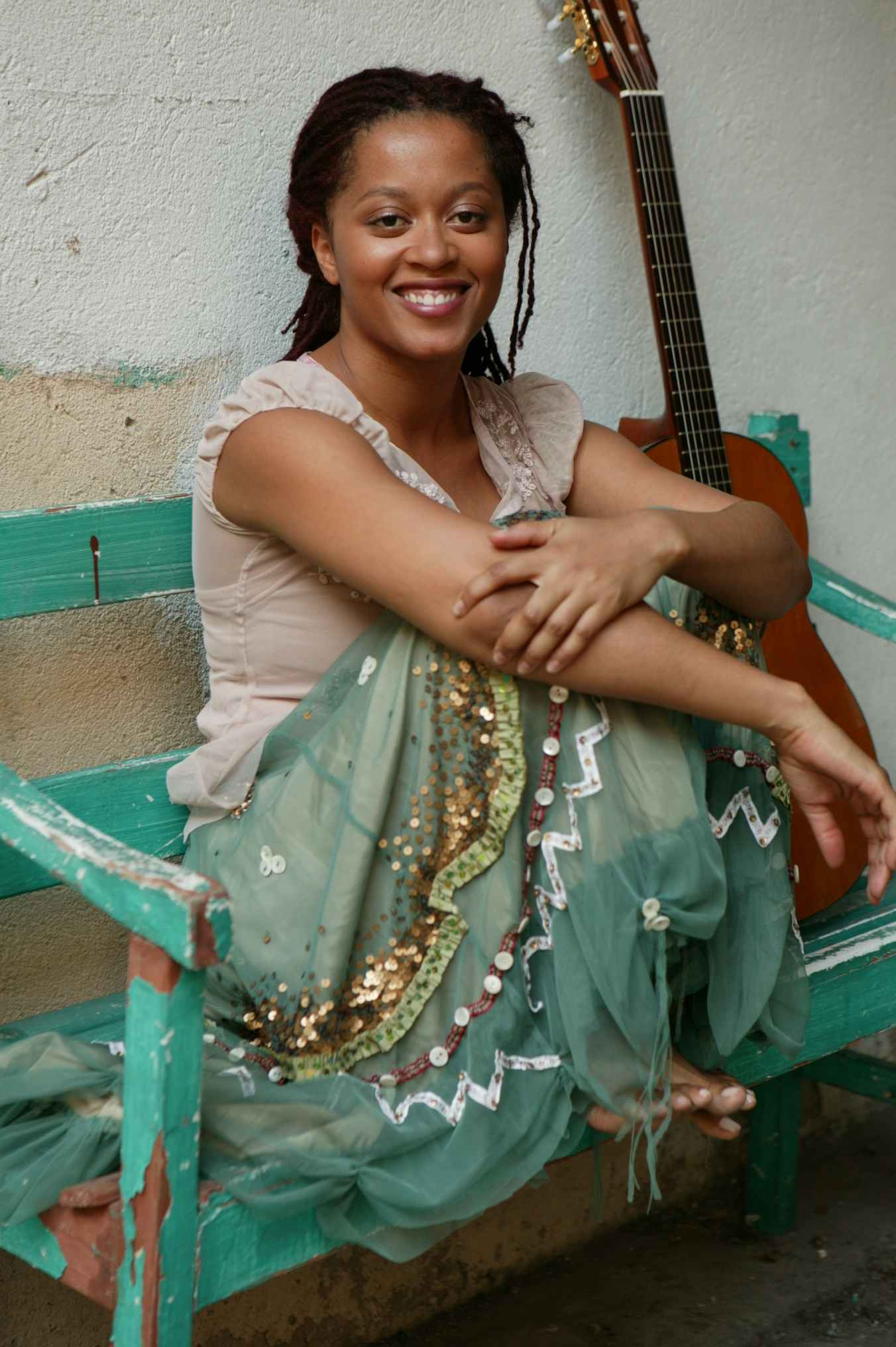 Beautiful And Talented Is Sara Tavares The Face Of African European Music